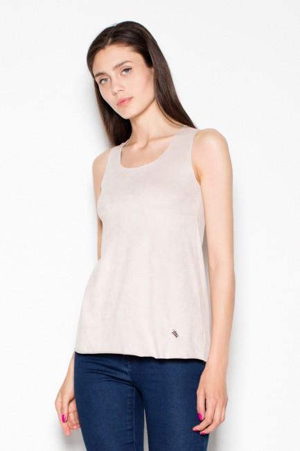 CM2899 Kobieca bluzka bez...