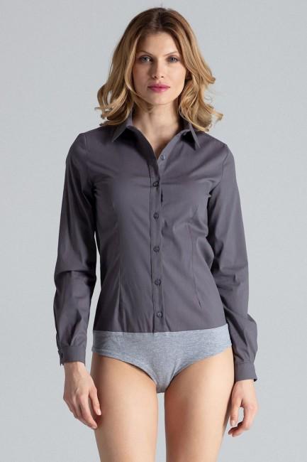 CM1047 Damska koszula-body...