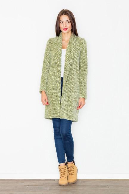 CM2601 Niezapinany płaszcz...