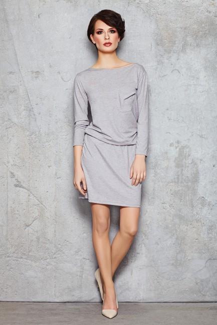 CM1475 Ołówkowa sukienka z...