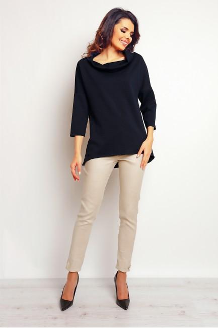 CM2378 Asymetryczna bluzka...