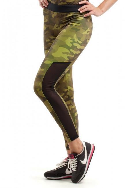 CM2430 Sportowe legginsy...