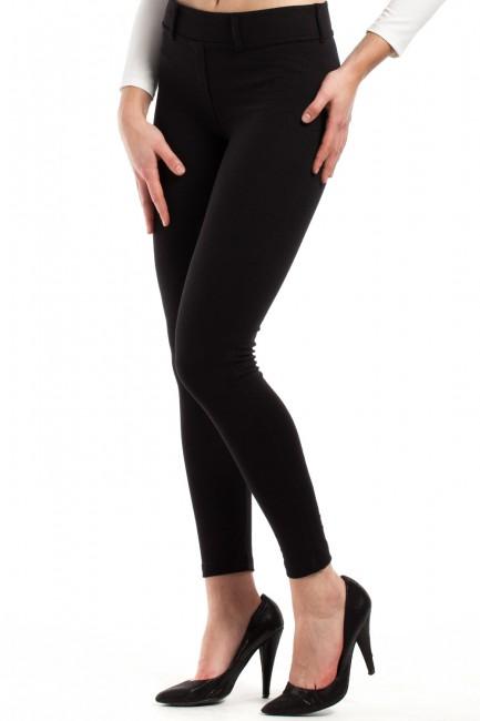 Modelujące legginsy Push Up - czarne