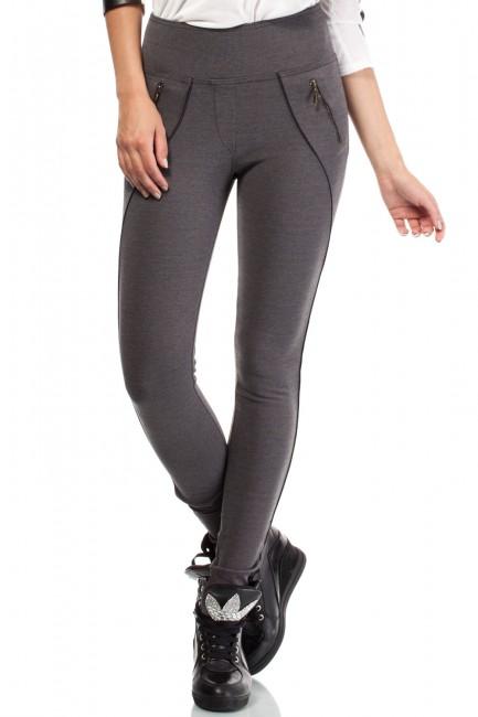 CM1815 Stylowe legginsy z...