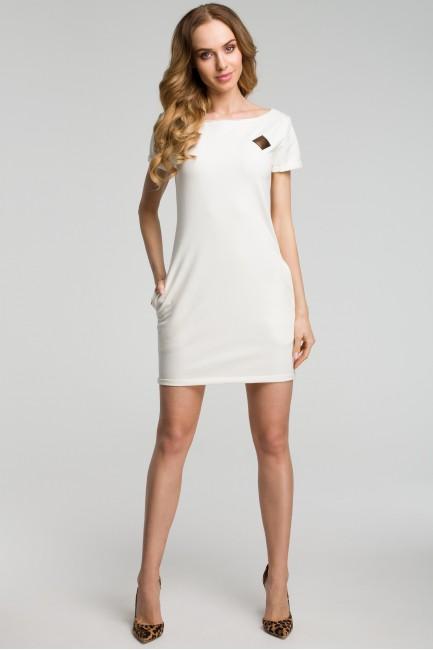 CM3634 Sukienka mini z...