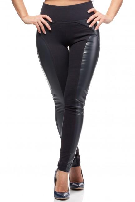 CM0188 Włoskie legginsy z...