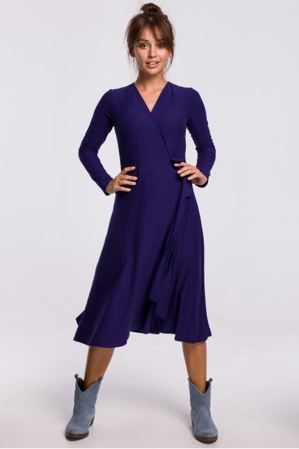 CM5418 Sukienka kopertowa...