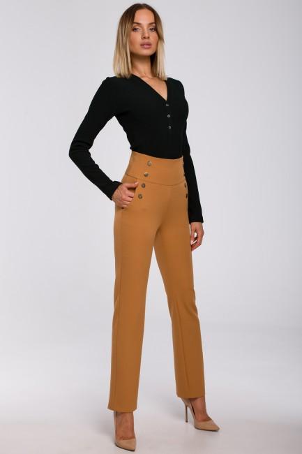 CM5426 Spodnie z wysokim...
