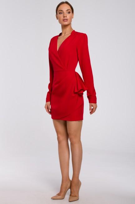 CM5427 Sukienka mini z...