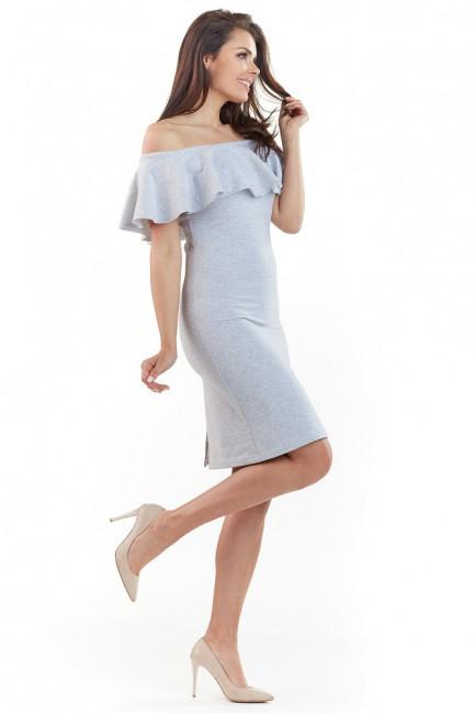 CM3729 Dopasowana sukienka...