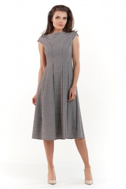 CM3730 Elegancka sukienka...