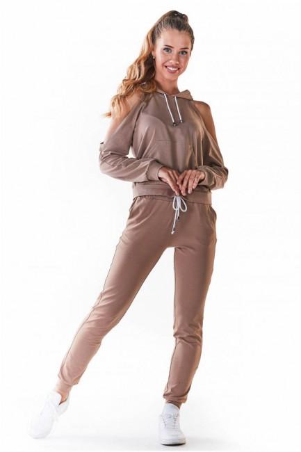 CM5444 Dzianinowe spodnie...