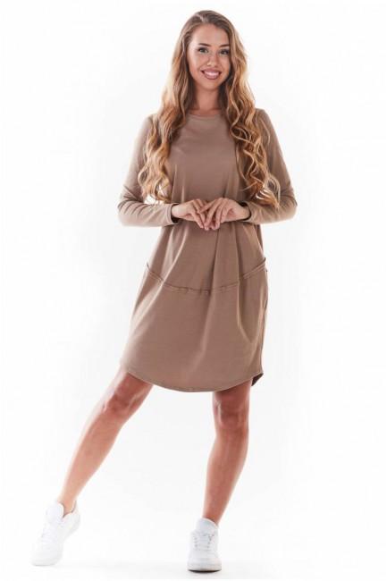 CM5445 Sukienka mini z...