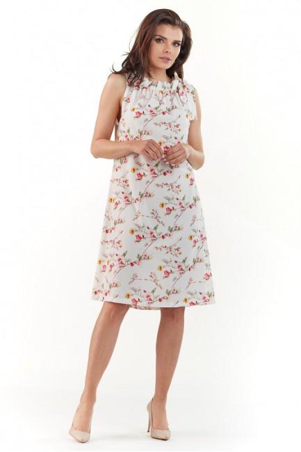 CM3732 Klasyczna sukienka...