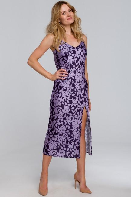 CM5462 Sukienka maxi na...
