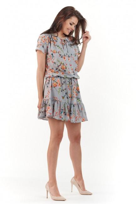 CM3738 Modelująca sukienka...