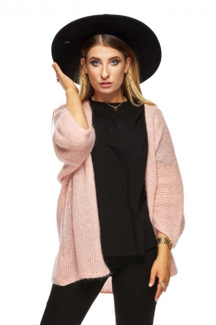 CM5479 Gładki sweter z...
