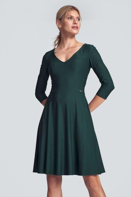 CM5485 Koktajlowa sukienka...