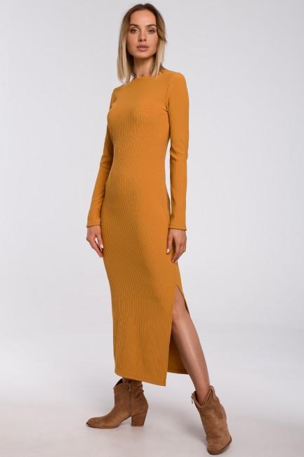 CM5492 Sukienka maxi z...
