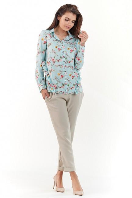 CM3750 Koszula z długim...