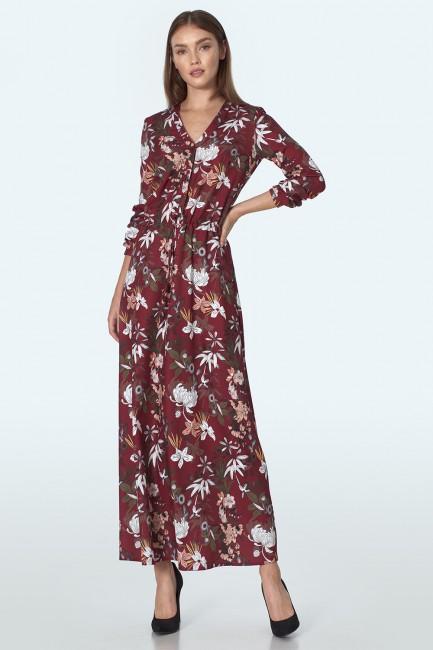 CM5513 Sukienka maxi w...