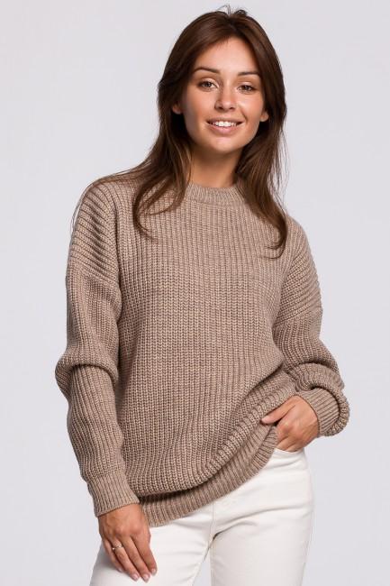 CM5529 Długi sweter w...