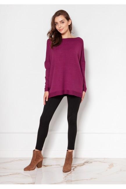 CM5546 Sweter oversize z...