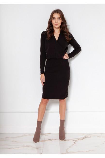 CM5549 Swetrowa sukienka z...