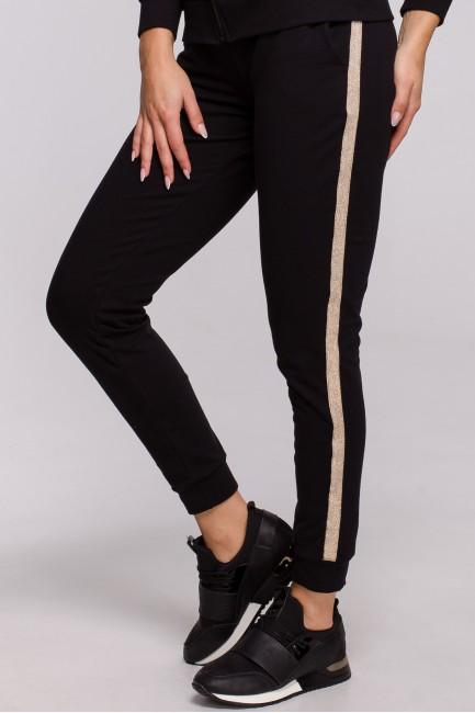 CM5569 Dresowe spodnie z...