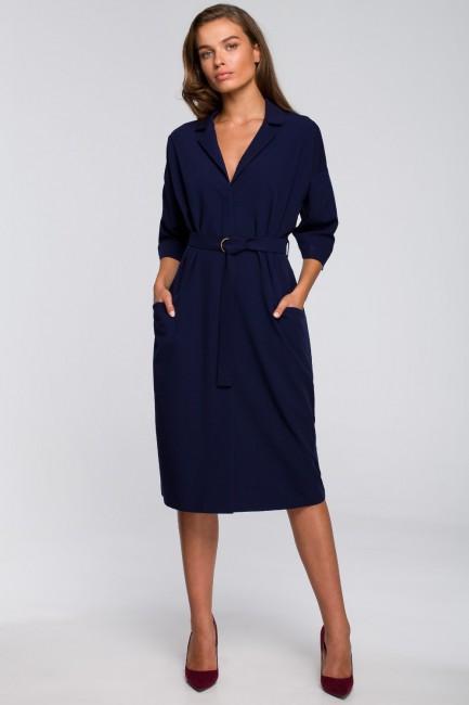 CM5574 Sukienka z dużymi...