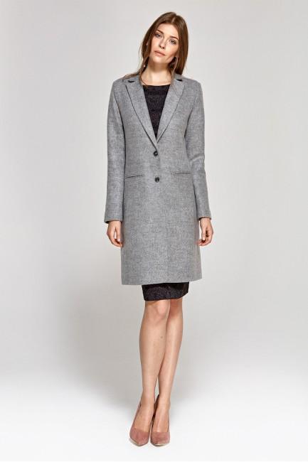 CM5609 Klasyczny płaszcz...