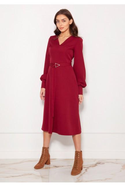 CM5619 Sukienka z dekoltem...