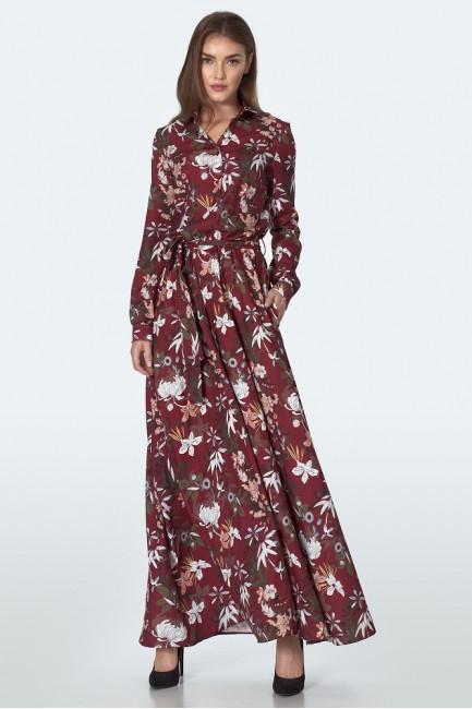 CM5638 Stylowa sukienka...