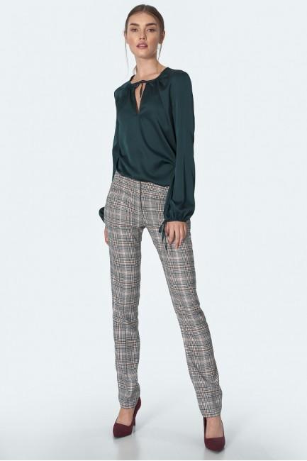 CM5642 Klasyczne spodnie...