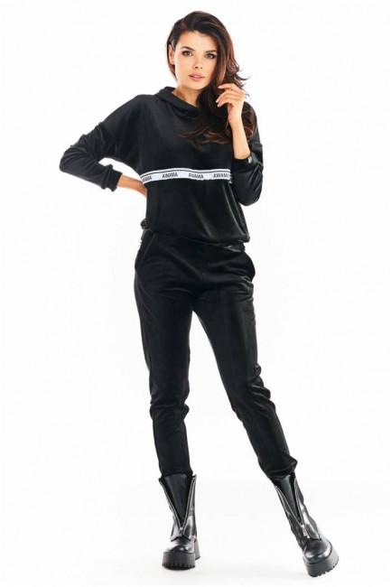 CM5650 Dresowe spodnie z...
