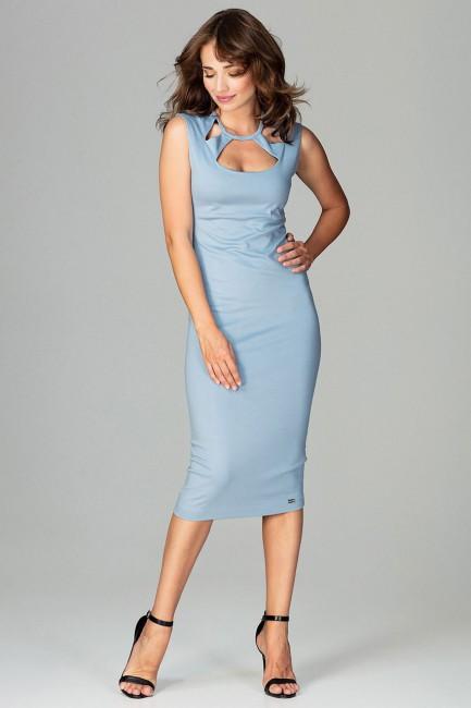 CM3789 Sukienka 7/8 z...