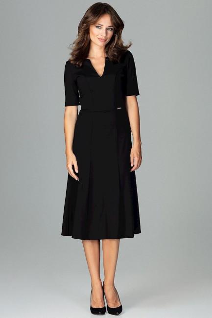 CM3792 Koktajlowa sukienka...