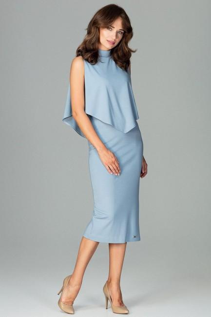 CM3794 Dopasowana sukienka...