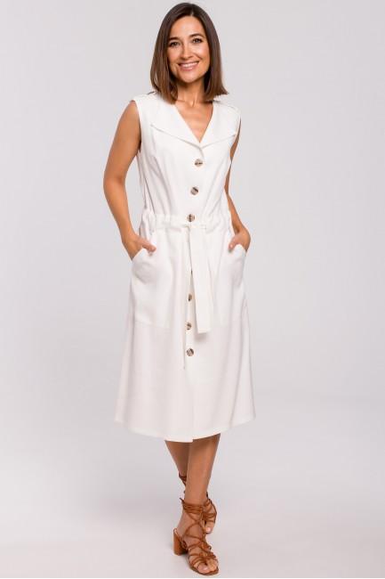 CM5167 Sukienka szmizjerka...