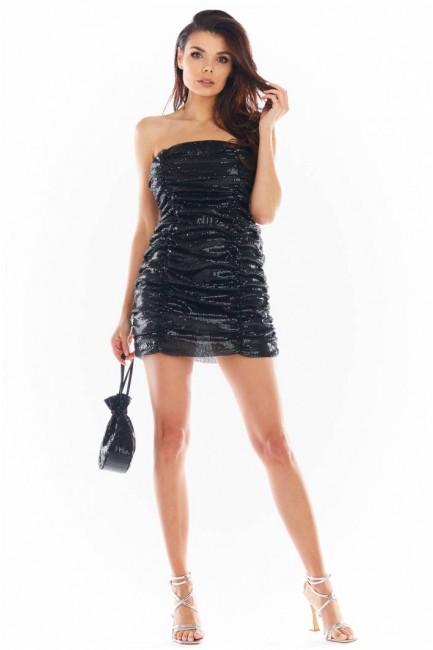 CM5741 Dopasowana sukienka...
