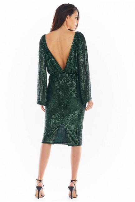 CM5742 Stylowa sukienka w...