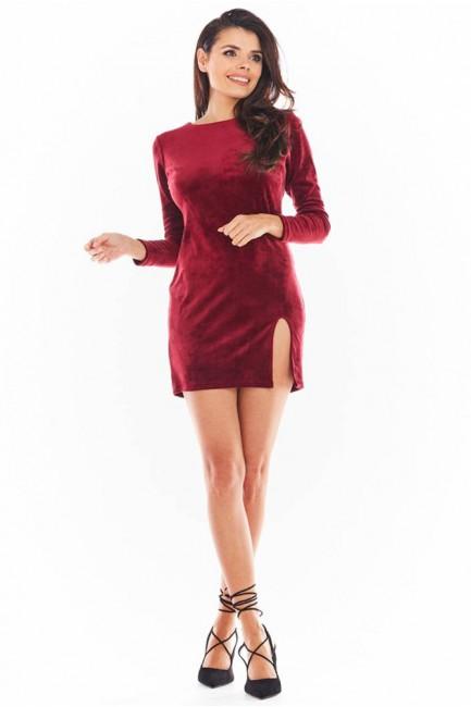 CM5744 Dopasowana sukienka...
