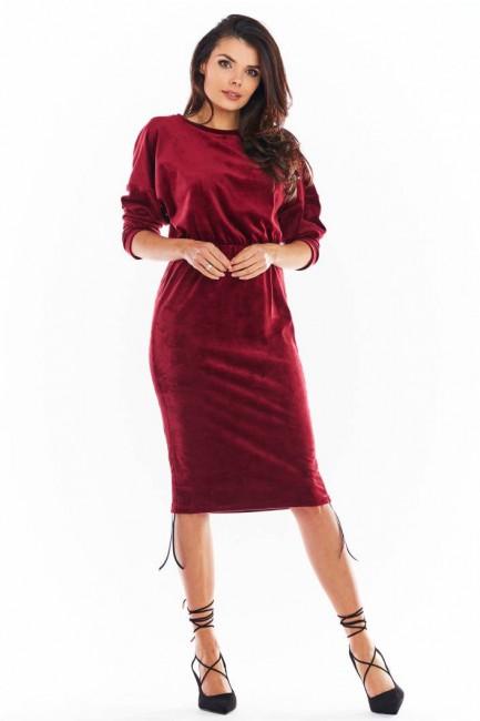 CM5745 Dopasowana sukienka...
