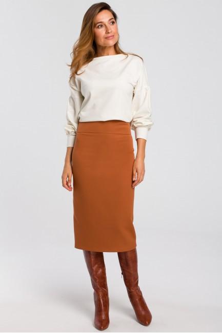 CM4633 Klasyczna spódnica...