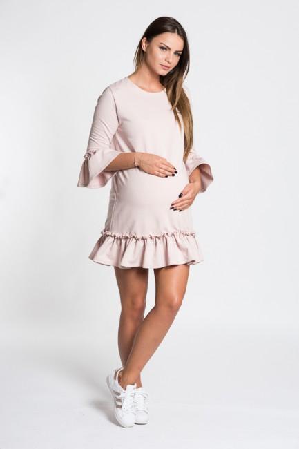 CM5772 Sukienka ciążowa z...