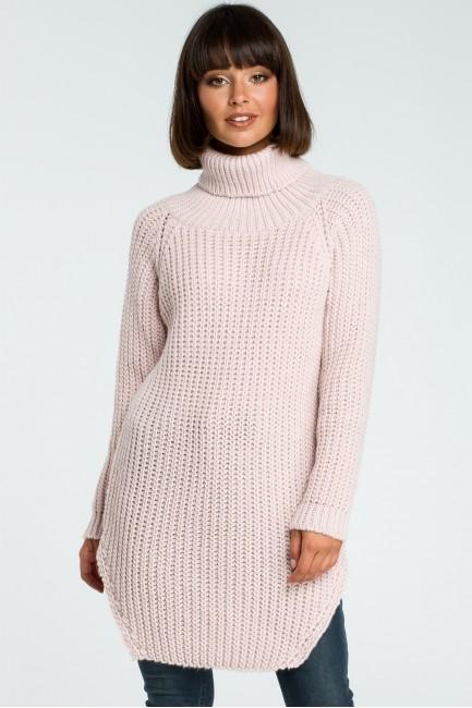 CM3826 Długi sweter z...