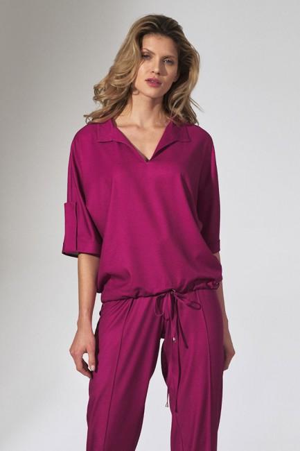 CM5812 Bluzka kimono z...