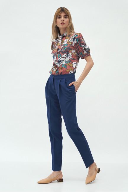 CM5819 Klasyczne spodnie z...