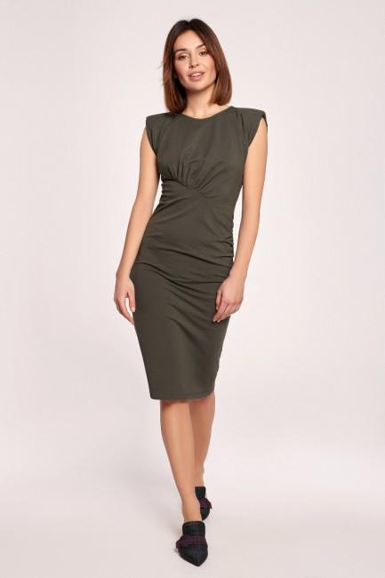 CM5853 Sukienka z...