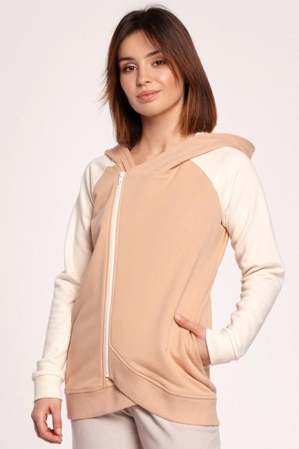 CM5855 Kolorowa bluza z...